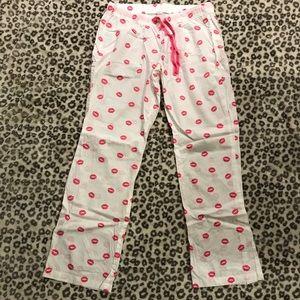 Old Navy pajama pants size medium 100% cotton